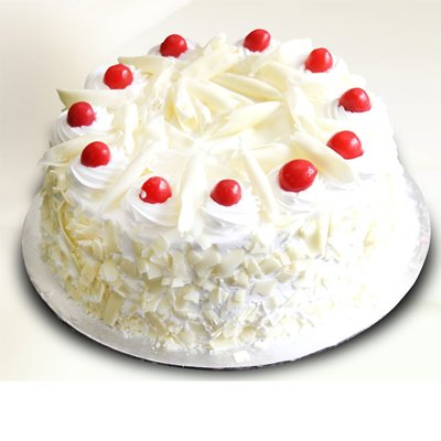whiteforest Cake to kolhapur