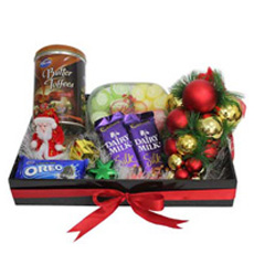 Choco Christmas Package