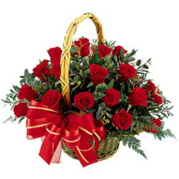 valentine red roses to mumbai